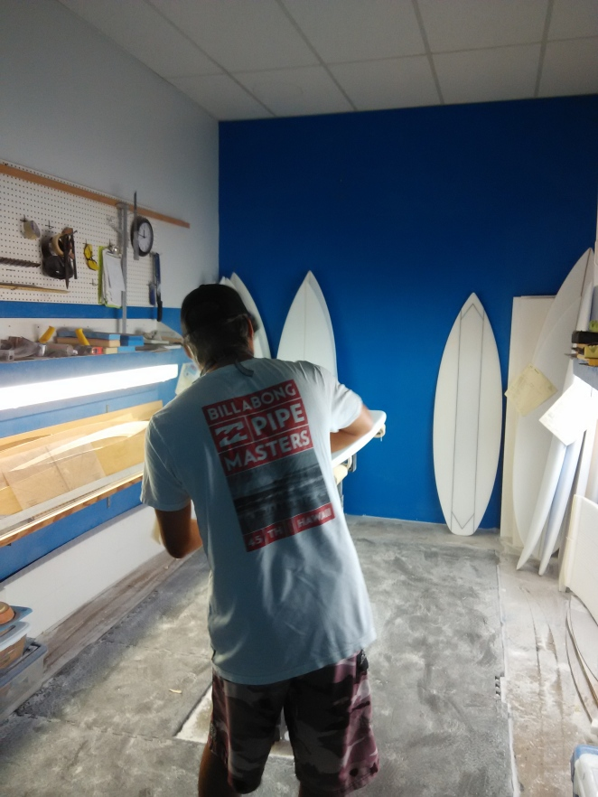 Eric Arakawa Surfboards